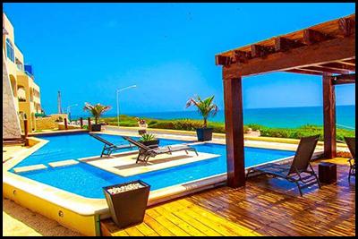 Isla 33 Isla Mujeres vacation rental